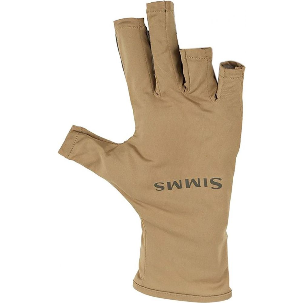 シムス Simms レディース 釣り・フィッシング グローブ【Bugstopper Sunglove】Cork