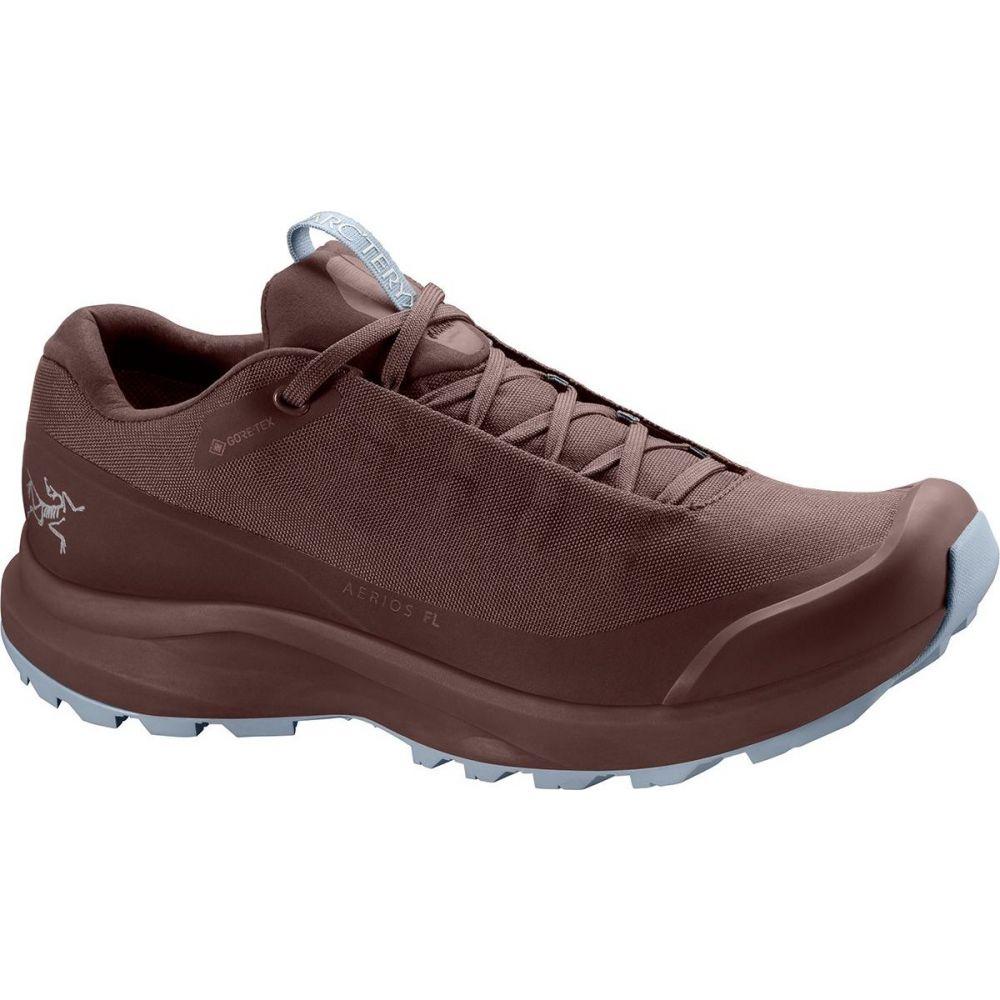 アークテリクス Arc'teryx レディース ハイキング・登山 シューズ・靴【Aerios FL GTX Hiking Shoe】Saskajam/Aeroscene