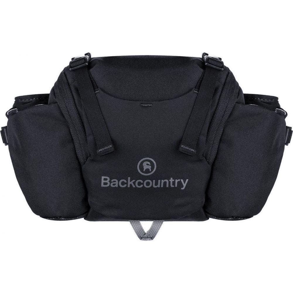 バックカントリー Backcountry レディース ボディバッグ・ウエストポーチ ウエストバッグ バッグ【Mid Mountain 2L Hip Pack】Black