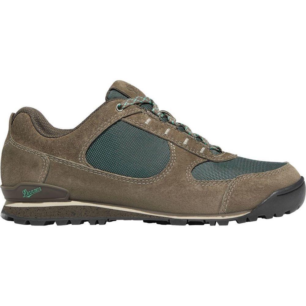 ダナー Danner レディース ハイキング・登山 シューズ・靴【Jag Low Hiking Shoe】Brindle/Jungle Green