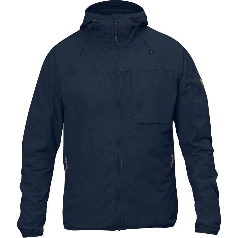 フェールラーベン Fjallraven メンズ ジャケット ウィンドブレーカー アウター【High Coast Wind Jacket】Navy