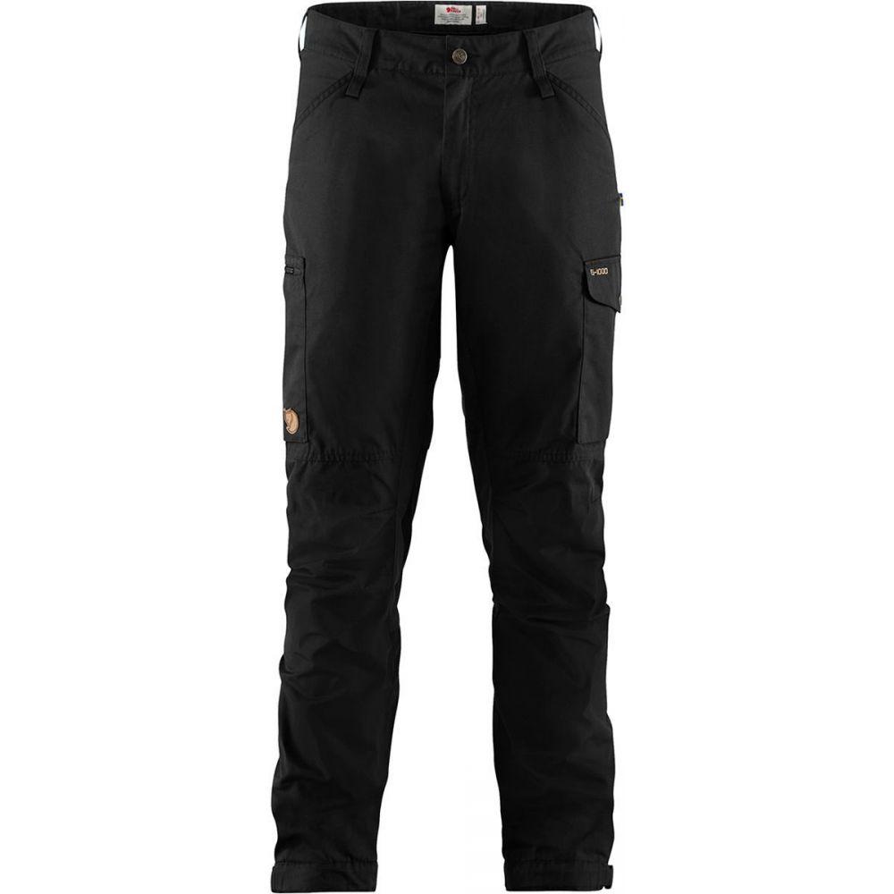 フェールラーベン Fjallraven メンズ ハイキング・登山 ボトムス・パンツ【Kaipak Trouser】Black