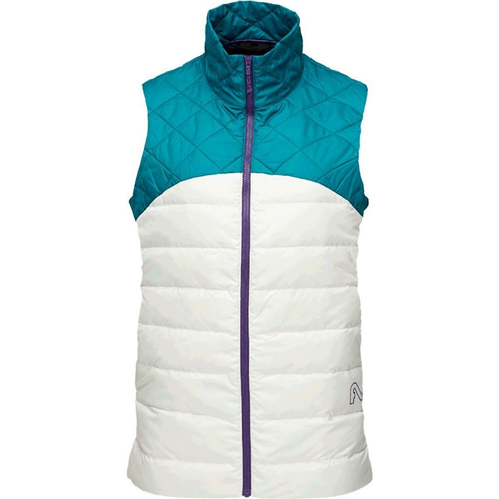 フライロウ Flylow レディース ベスト・ジレ トップス【Laurel Vest】Spruce/Snow/Astro