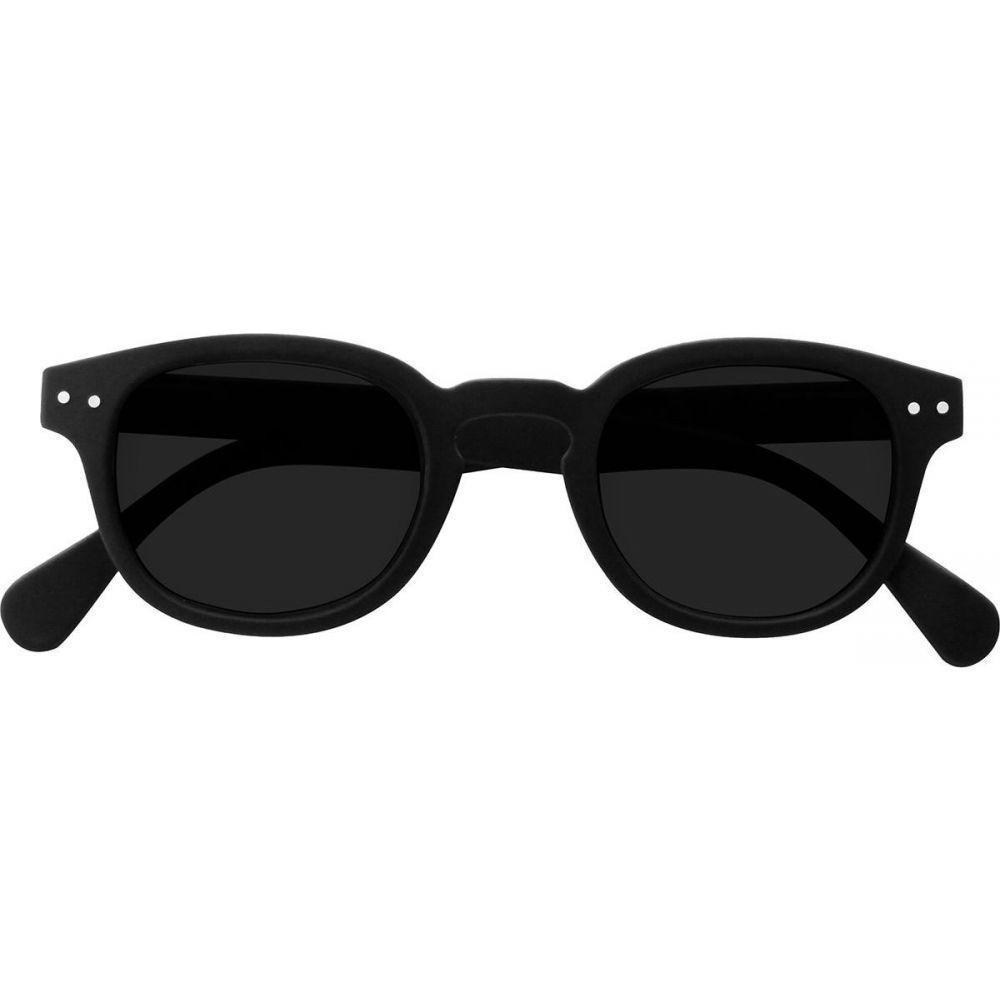 イジピジ Izipizi レディース メガネ・サングラス 【#C Sun The Retro Sunglasses】Black