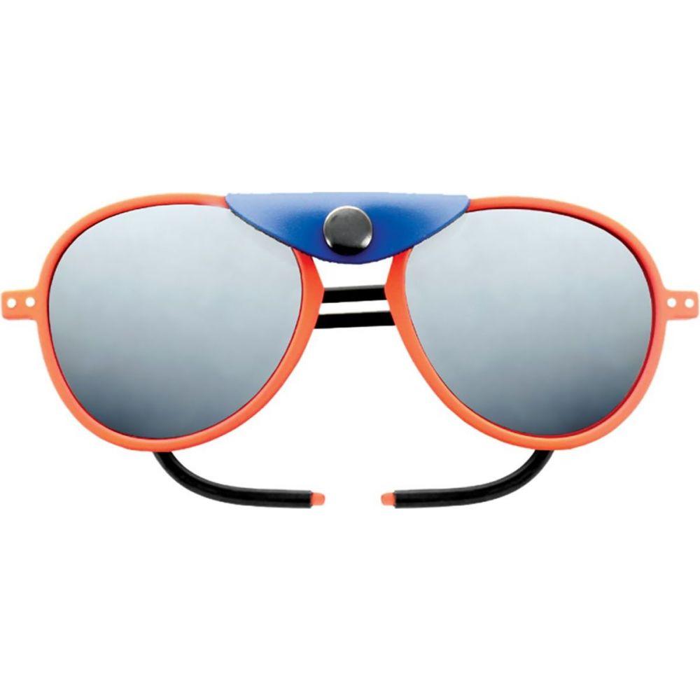 イジピジ Izipizi レディース メガネ・サングラス アビエイター【#Sun Glacier Plus The Aviator Sunglasses】Neon Orange