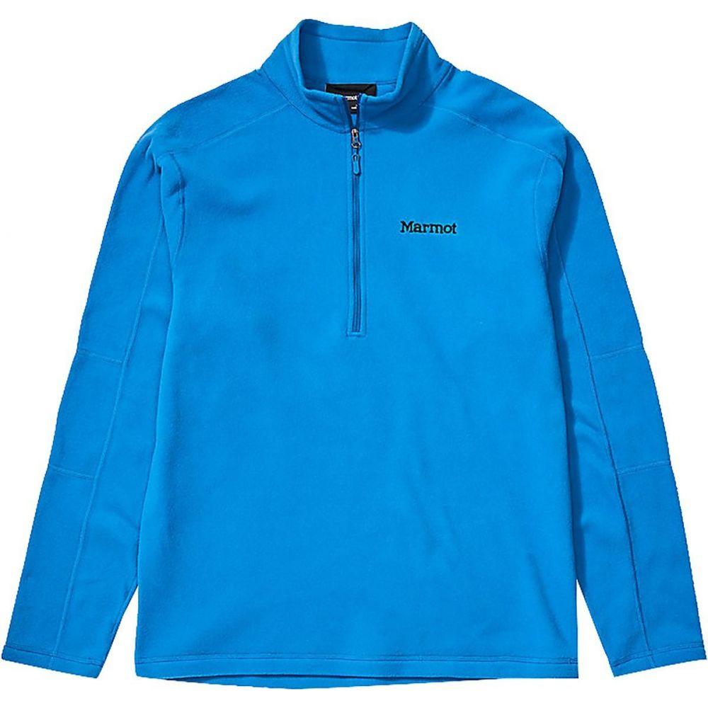 マーモット Marmot メンズ フリース ハーフジップ トップス【Rocklin 1/2 - Zip Fleece Jacket】Classic Blue