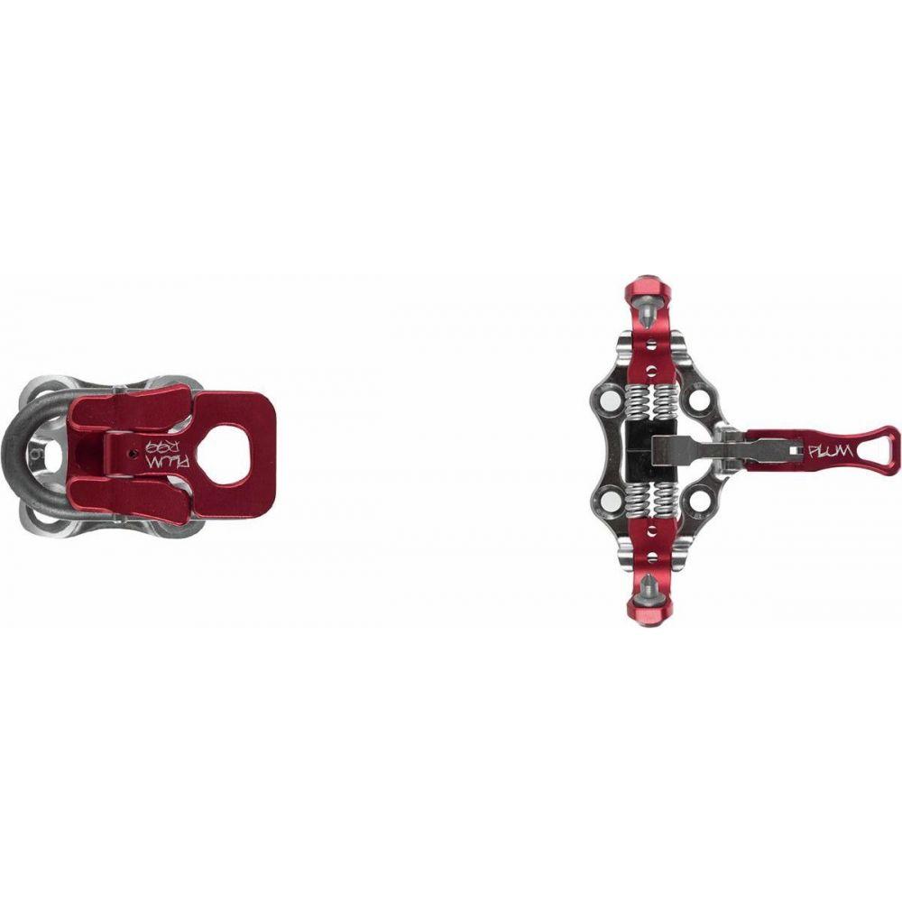 プルームテックビンディング Plum Tech Bindings レディース スキー・スノーボード ビンディング【Race 99 Alpine Touring Binding】One Color
