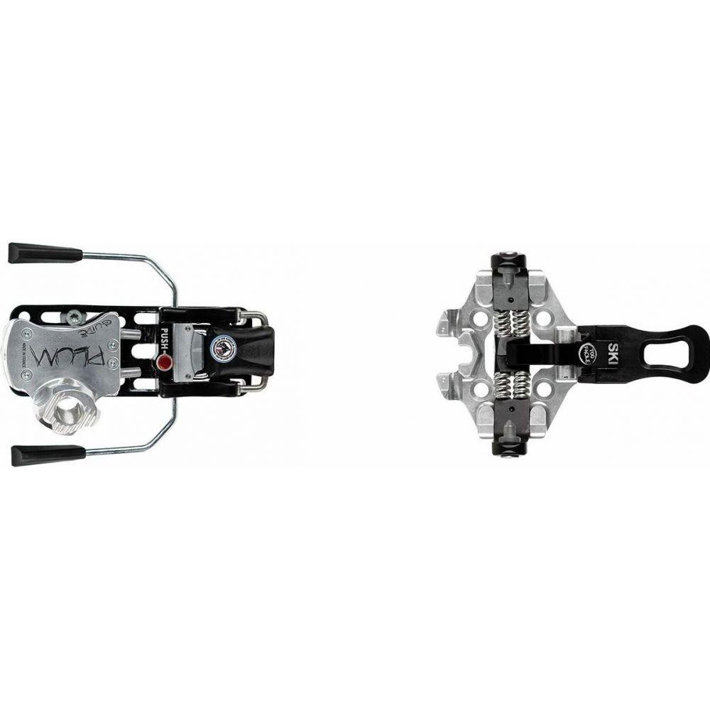 プルームテックビンディング Plum Tech Bindings レディース スキー・スノーボード ビンディング【Guide M Stopper Alpine Touring Binding】Grey