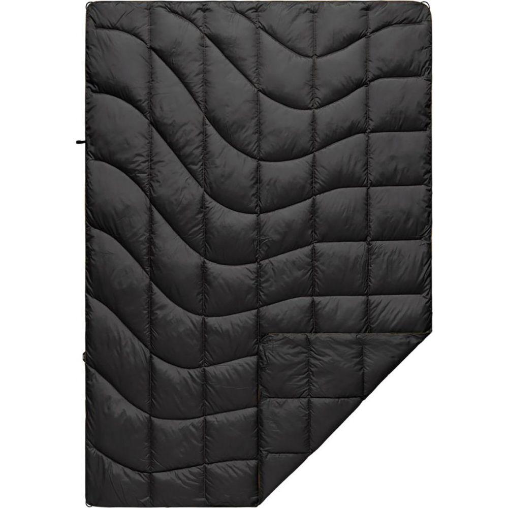 ルンプル Rumpl レディース 雑貨 ブランケット【Solid Nanoloft 1 - Person Blanket】Black