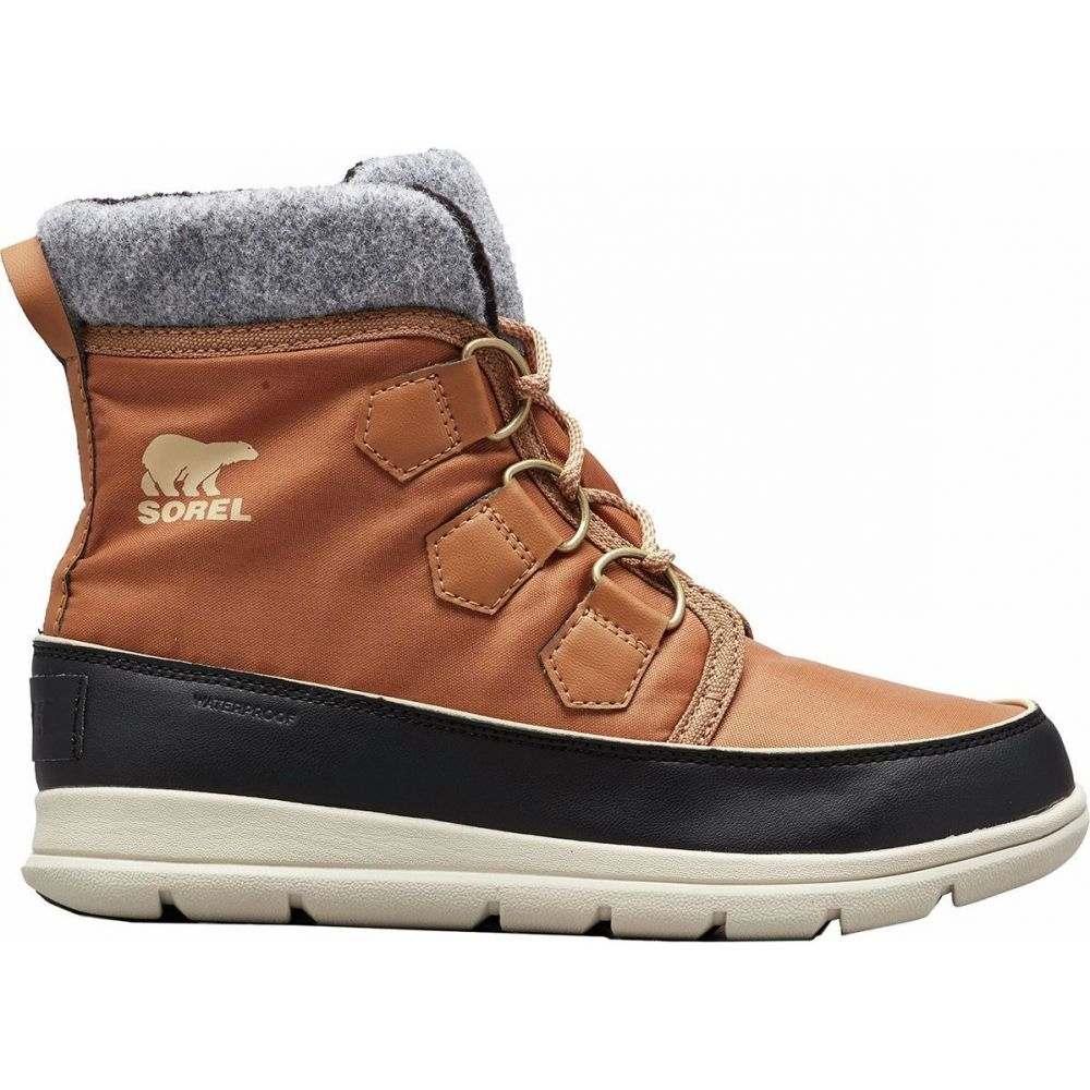 ソレル Sorel レディース ブーツ シューズ・靴【Explorer Carnival Boot】Elk