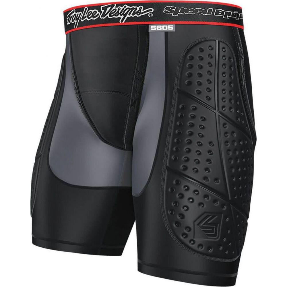 トロイリーデザイン Troy Lee Designs メンズ 自転車 ショートパンツ ボトムス・パンツ【LPS 5605 Short】Solid Black