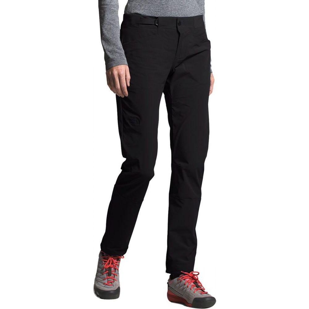 ザ ノースフェイス The North Face レディース ハイキング・登山 ボトムス・パンツ【Summit L1 Vertical Synthetic Climb Pant】Tnf Black