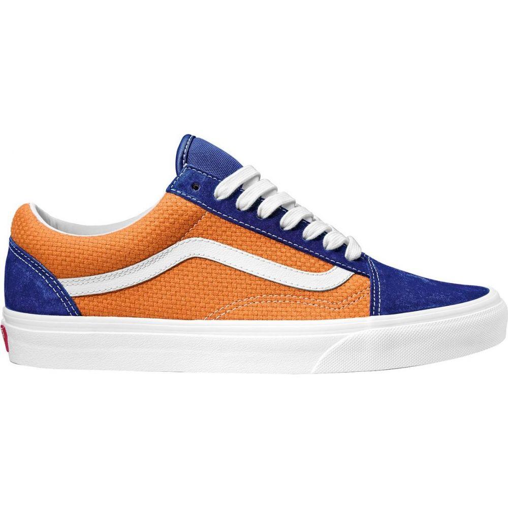 ヴァンズ Vans メンズ スニーカー シューズ・靴【Old Skool Shoe】 Royal Blue/Apricot Buff Llt