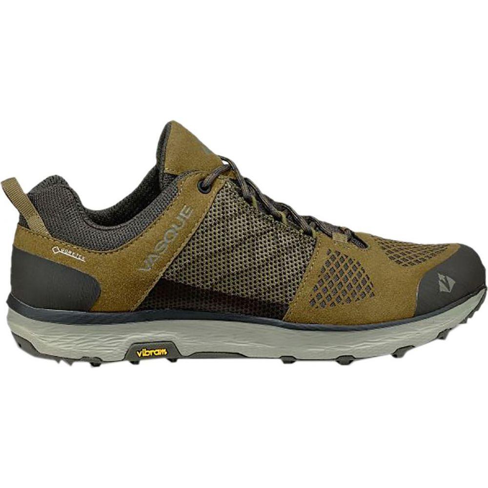 バスク Vasque メンズ ハイキング・登山 シューズ・靴【Breeze LT Low GTX Hiking Shoe】Lizard