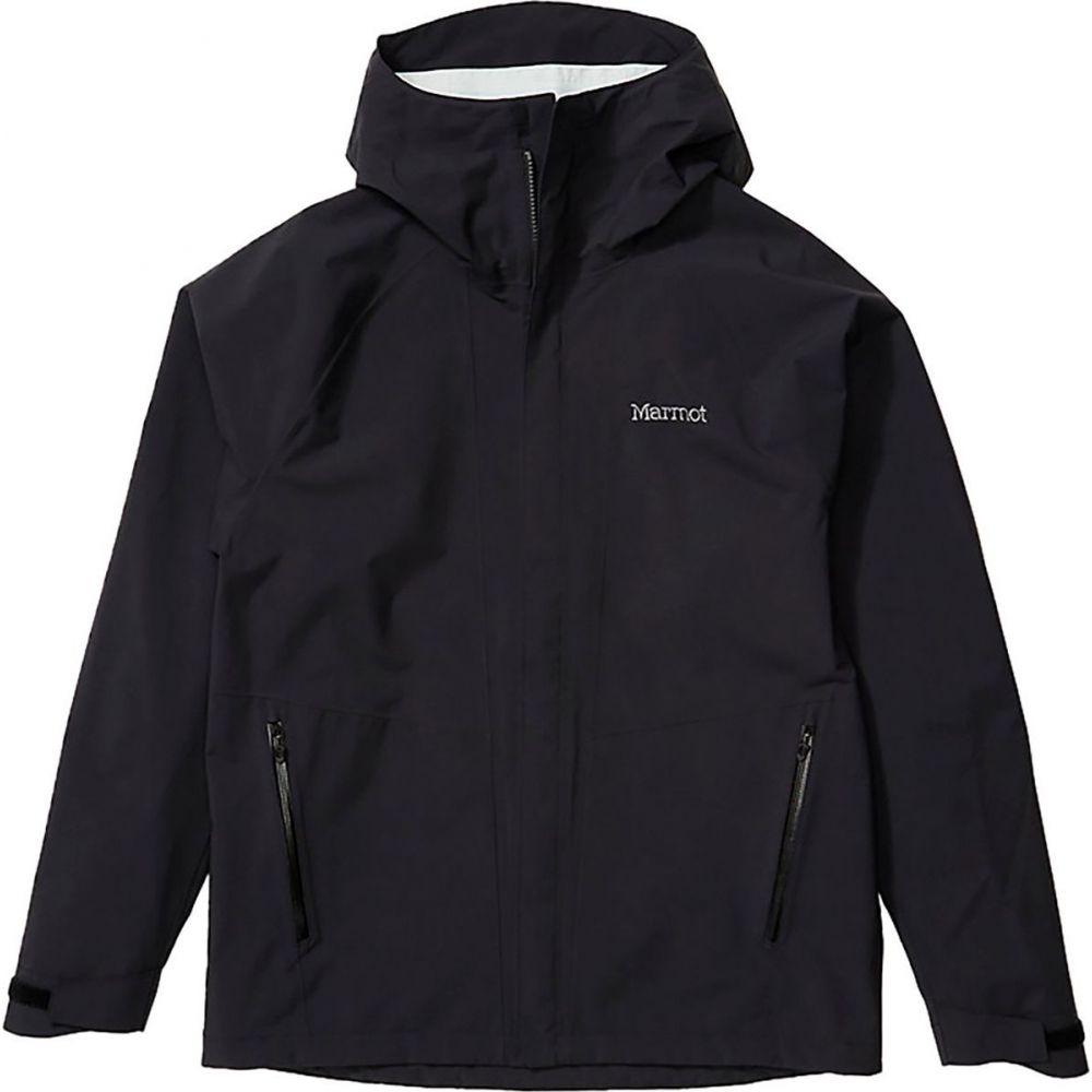 マーモット Marmot メンズ レインコート アウター【EVODry Bross Jacket】Black