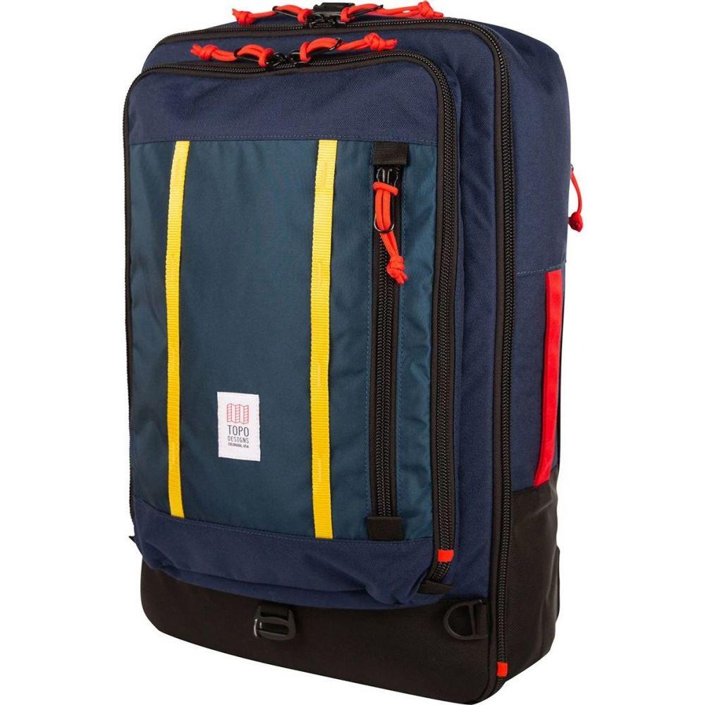 トポ デザイン Topo Designs レディース バックパック・リュック バッグ【Travel 30L Bag】Navy