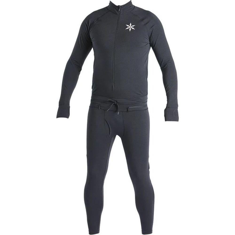 エアブラスター Airblaster メンズ ツナギ・オールインワン トップス【hoodless ninja suit】Black