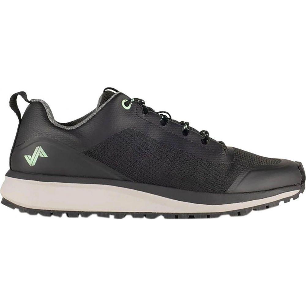 フォーセイク Forsake レディース スニーカー シューズ・靴【cascade sneaker】Black