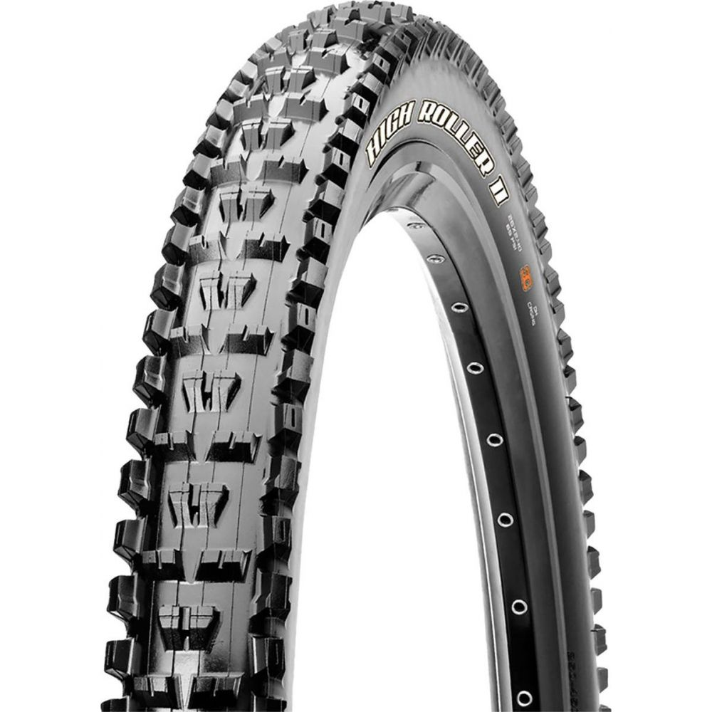 マキシーズ Maxxis レディース 自転車 【high roller ii 3c exo tr tire - 27.5in】Black