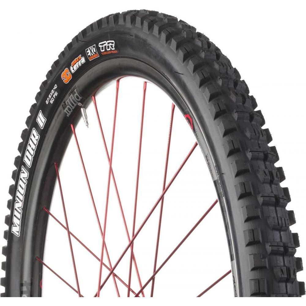 マキシーズ Maxxis レディース 自転車 【minion dhr ii wide trail 3c/exo/tr tire - 27.5in】C Maxx Terra/EXO/TR