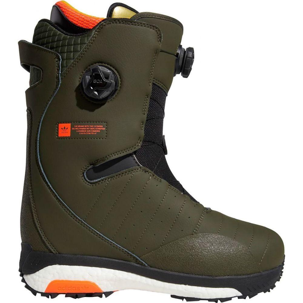 アディダス Adidas メンズ スキー・スノーボード ブーツ シューズ・靴【acerra 3st adv snowboard boot】Night Cargo/Core Black/Solar Red
