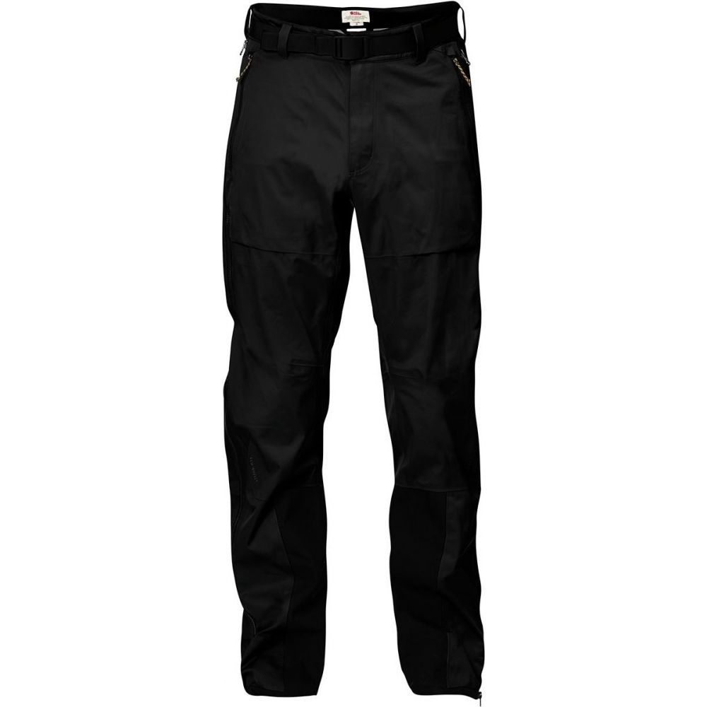 フェールラーベン Fjallraven メンズ ボトムス・パンツ 【keb eco - shell trouser】Black