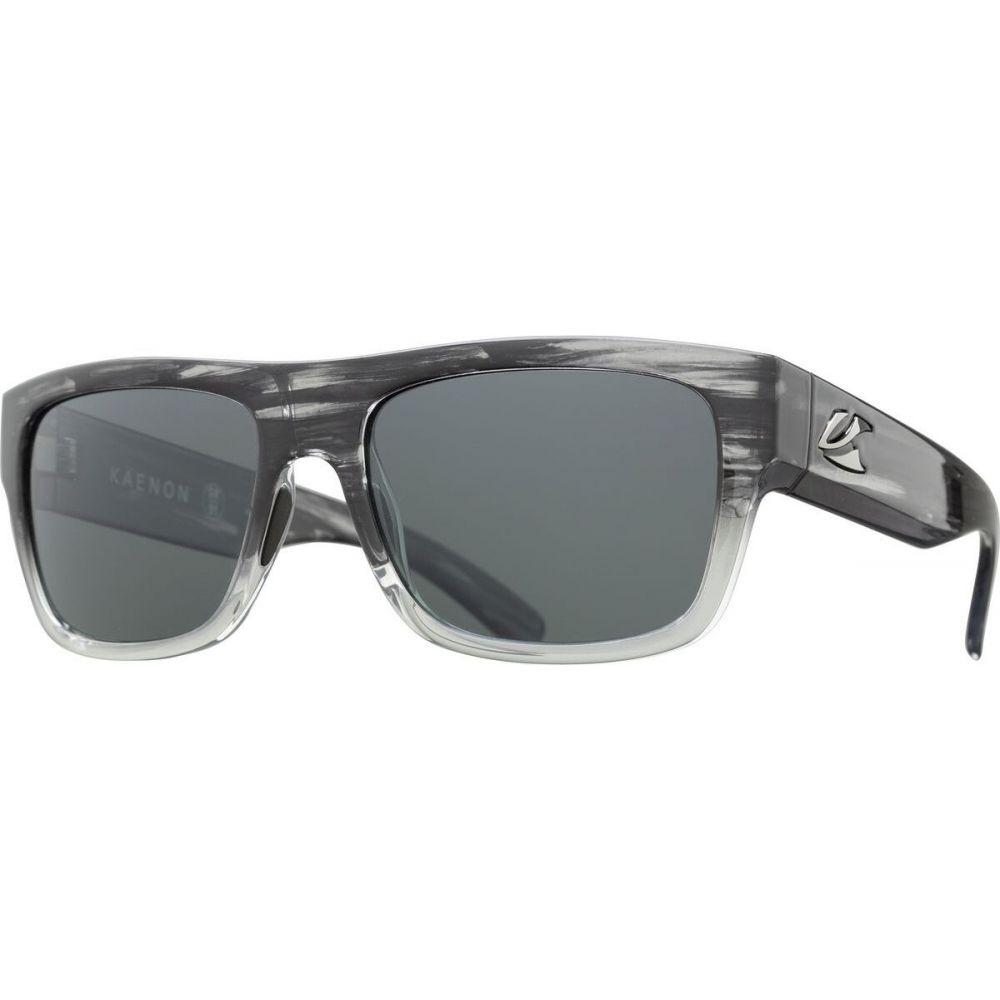 カエノン Kaenon レディース メガネ・サングラス 【montecito polarized sunglasses】Smoke/Grey -Polarized