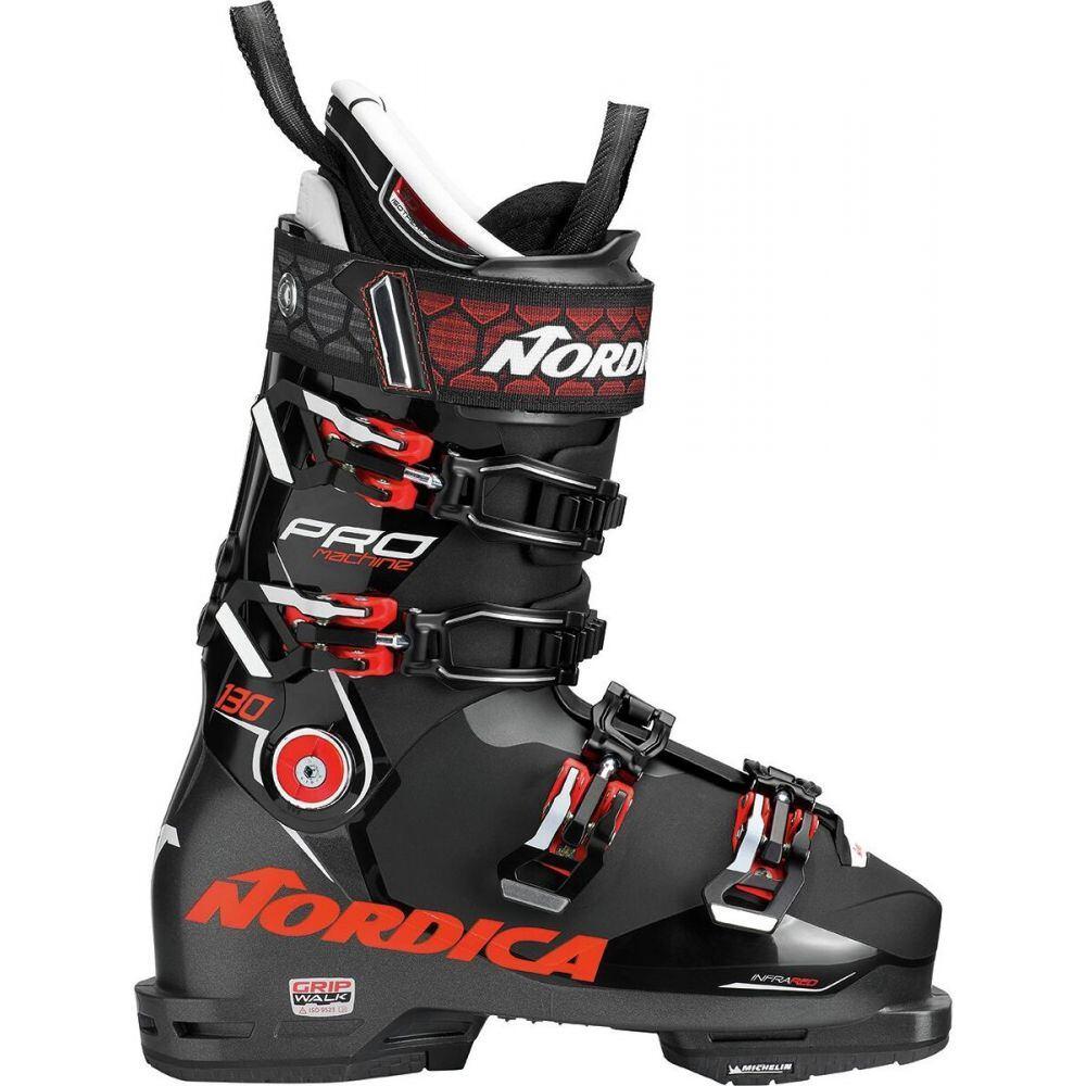 ノルディカ Nordica レディース スキー・スノーボード ブーツ シューズ・靴【promachine 130 ski boot】Black/Red