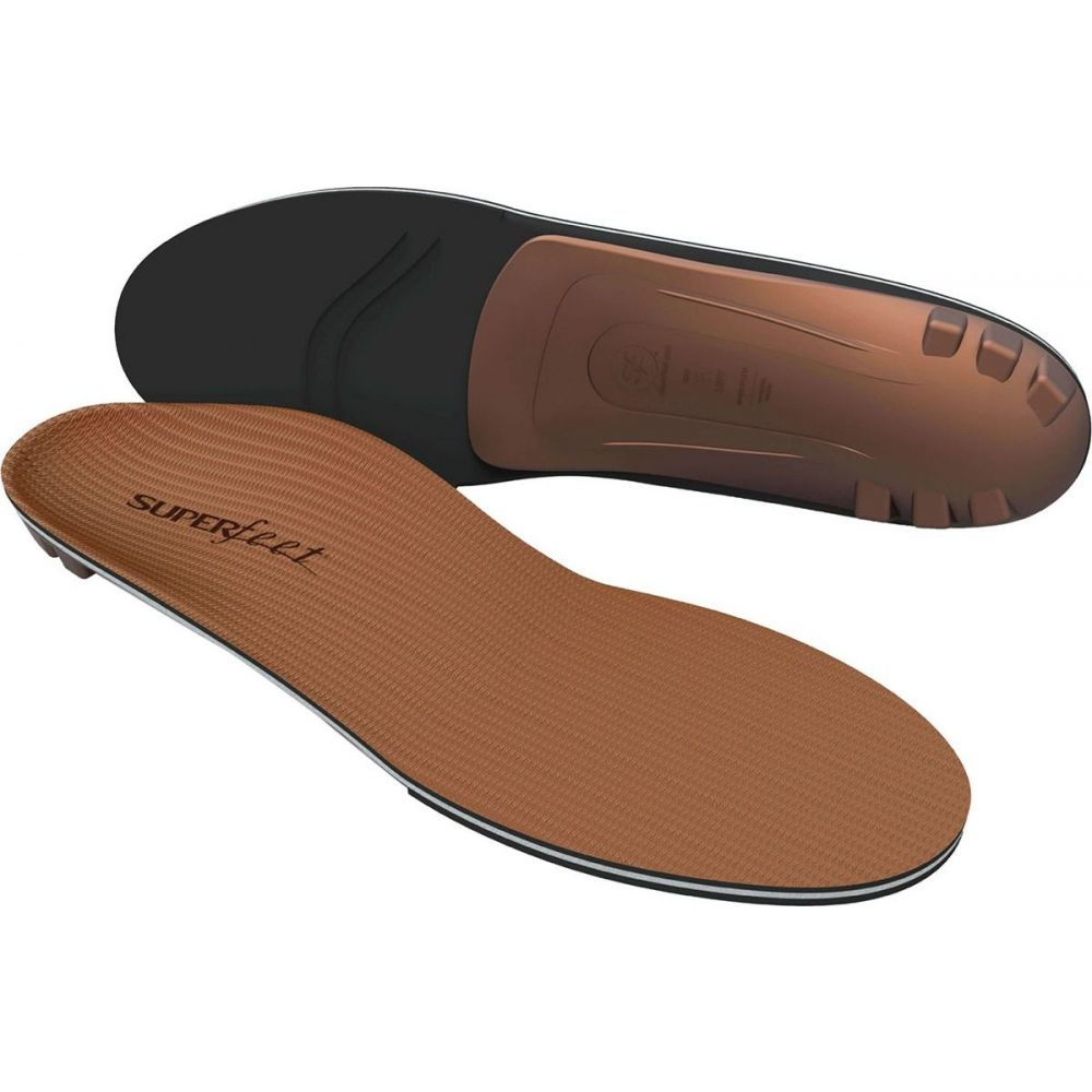 スーパーフィート Superfeet メンズ インソール・靴関連用品 シューズ・靴【trim - to - fit copper insole】Copper