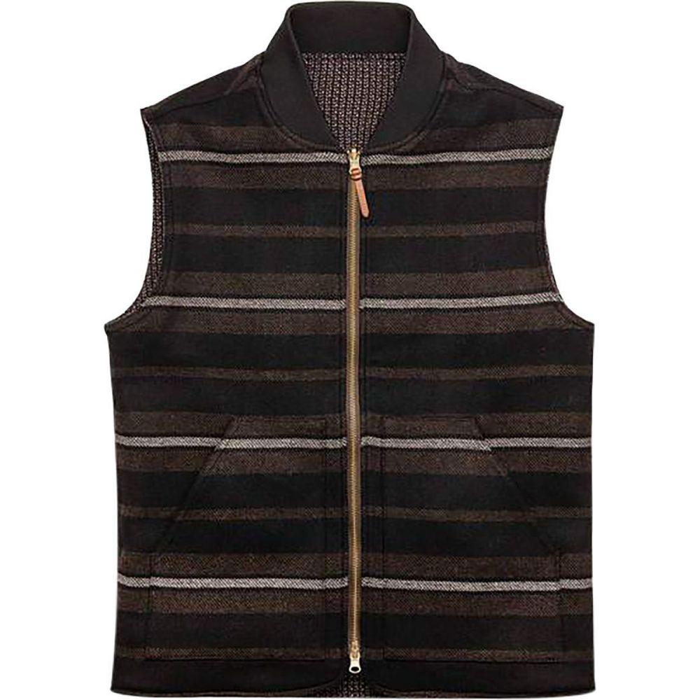 テイラー スティッチ Taylor Stitch メンズ ベスト・ジレ トップス【the able vest】Wool Beach Cloth