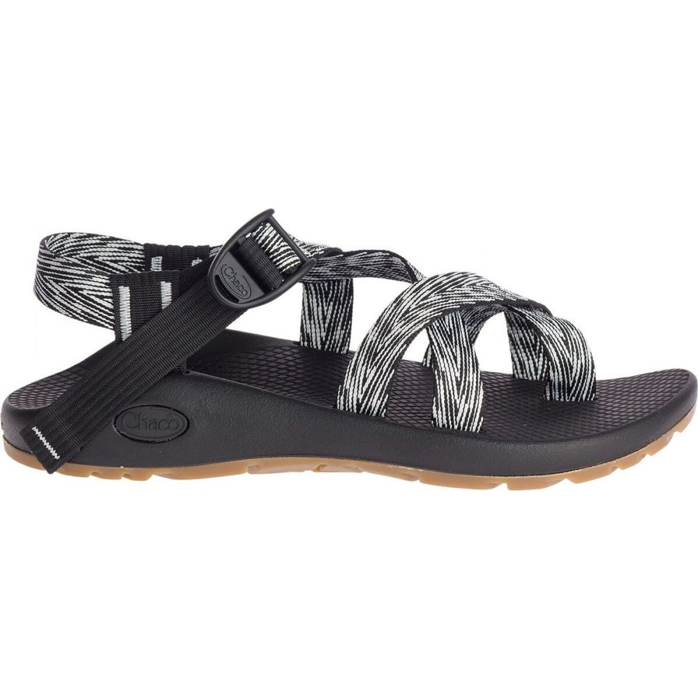 チャコ Chaco レディース サンダル・ミュール シューズ・靴【z/2 classic sandal】Trap Black/White