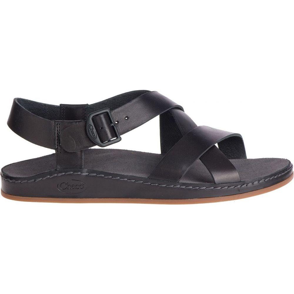 チャコ Chaco レディース サンダル・ミュール シューズ・靴【wayfarer sandal】Black