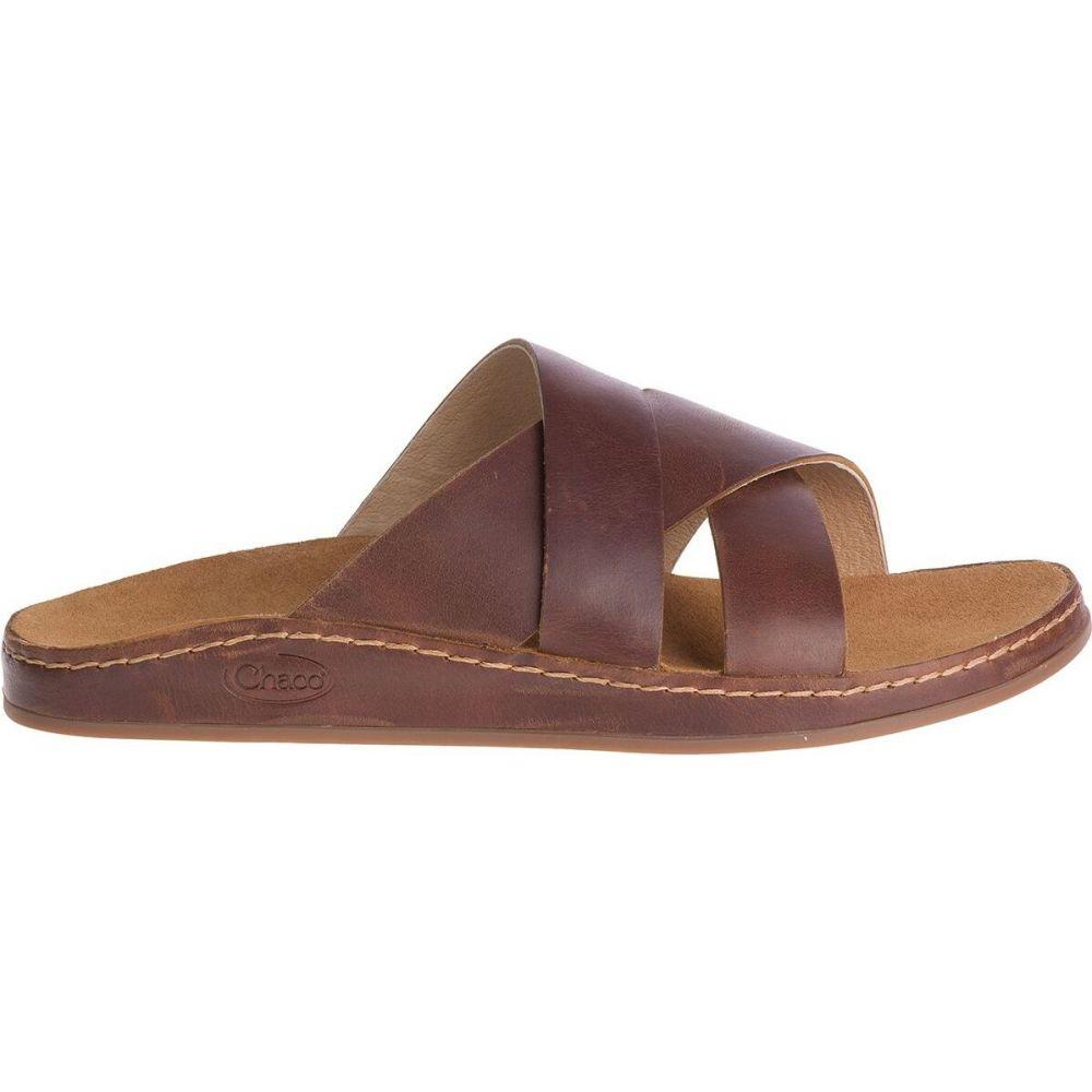 チャコ Chaco レディース サンダル・ミュール スライドサンダル シューズ・靴【wayfarer slide sandal】Toffee