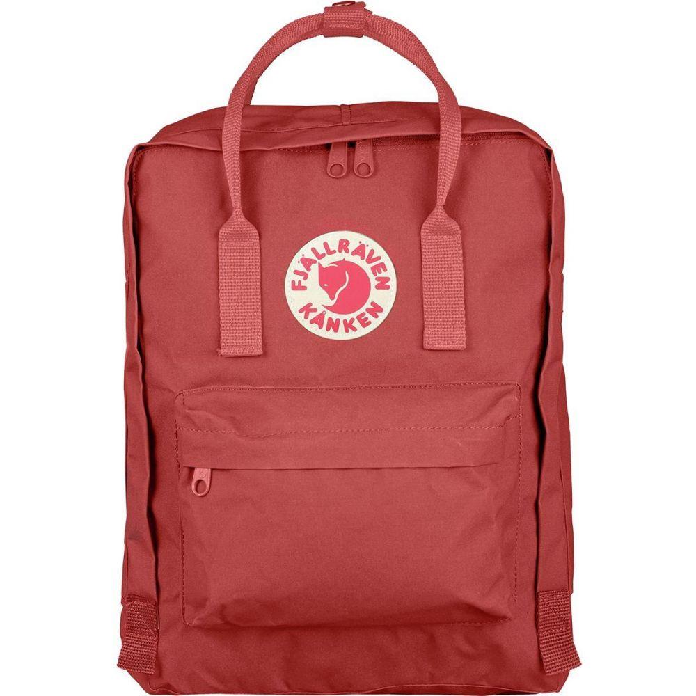 フェールラーベン Fjallraven レディース バックパック・リュック カンケン バッグ【kanken 16l backpack】Dahlia