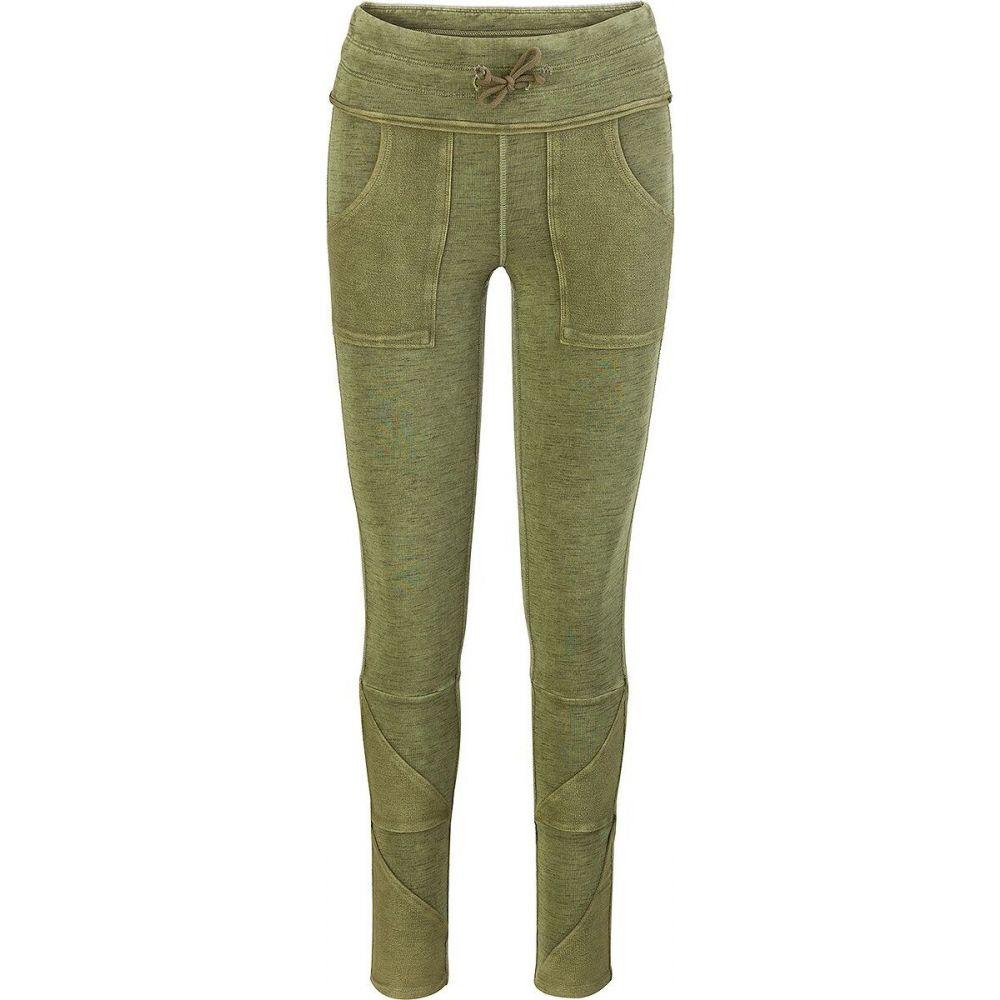 フリーピープル FP Movement レディース スパッツ・レギンス インナー・下着【kyoto legging】Green
