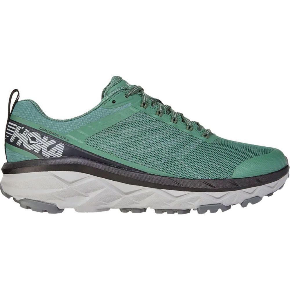 ホカ オネオネ HOKA ONE ONE メンズ ランニング・ウォーキング シューズ・靴【challenger atr 5 running shoe】Myrtle/Charcoal Gray