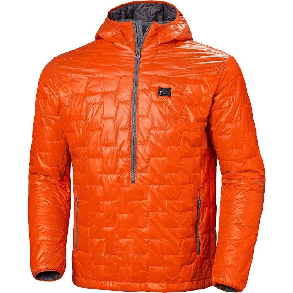 ヘリーハンセン Helly Hansen メンズ ジャケット アウター【lifaloft insulator pullover jacket】Bright Orange