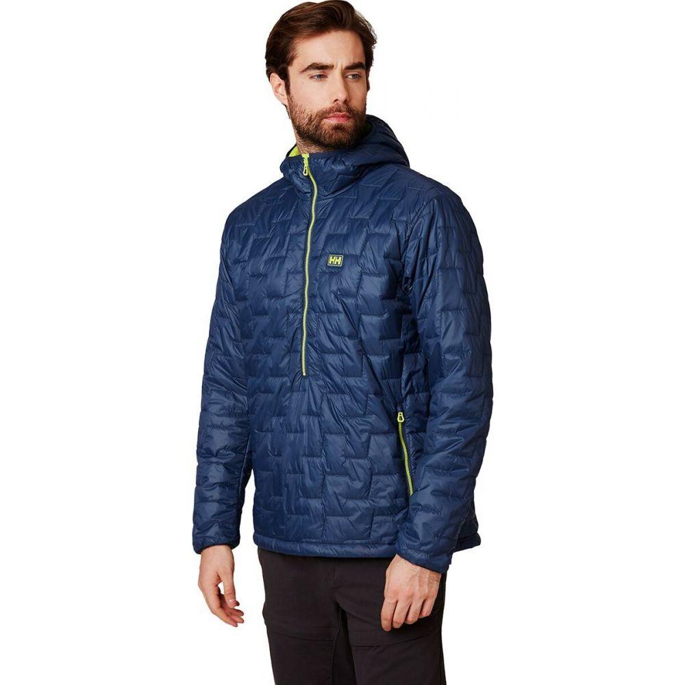 ヘリーハンセン Helly Hansen メンズ ジャケット アウター【lifaloft insulator pullover jacket】North Sea Blue