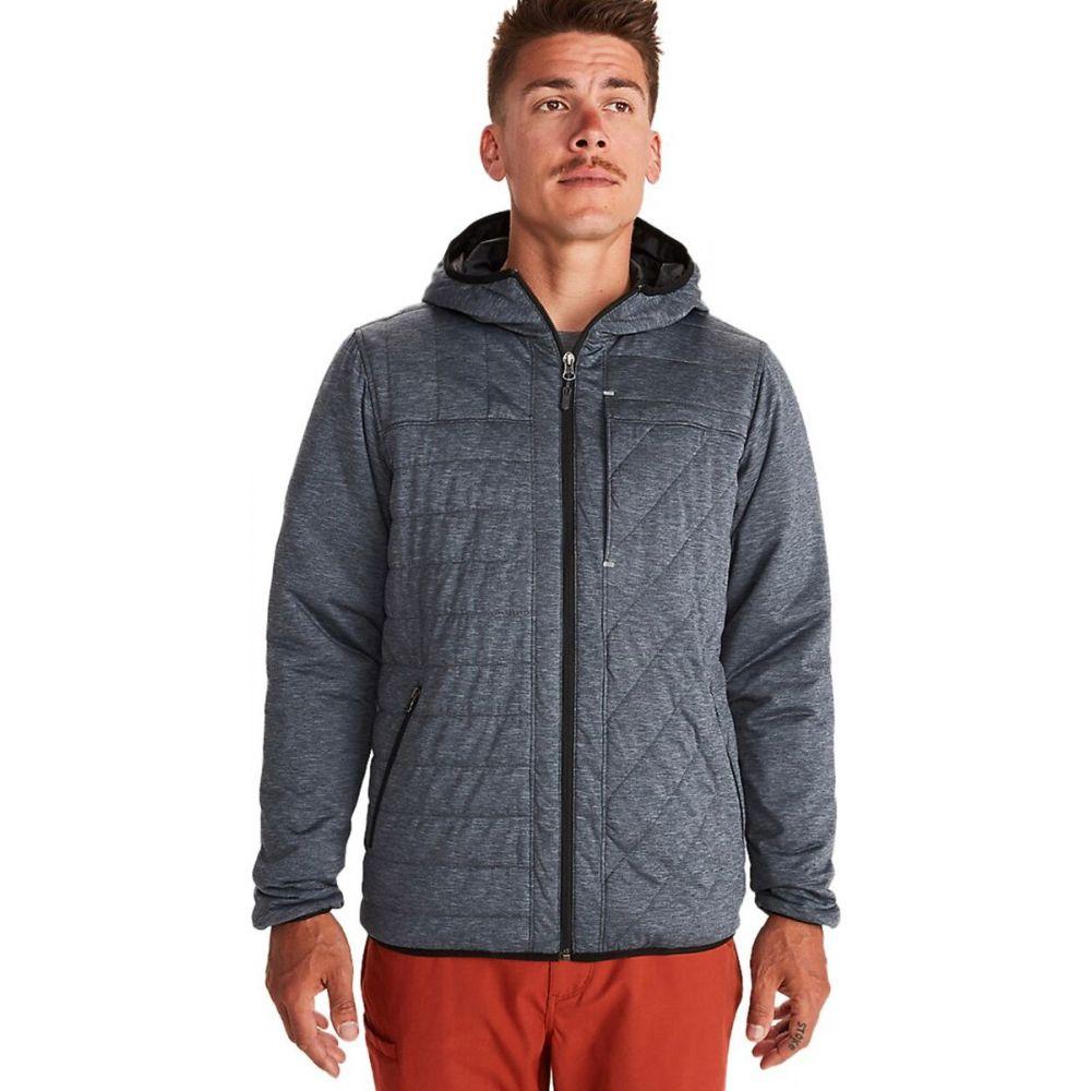 マーモット Marmot メンズ ジャケット フード アウター【mica view insulated hooded jacket】Black