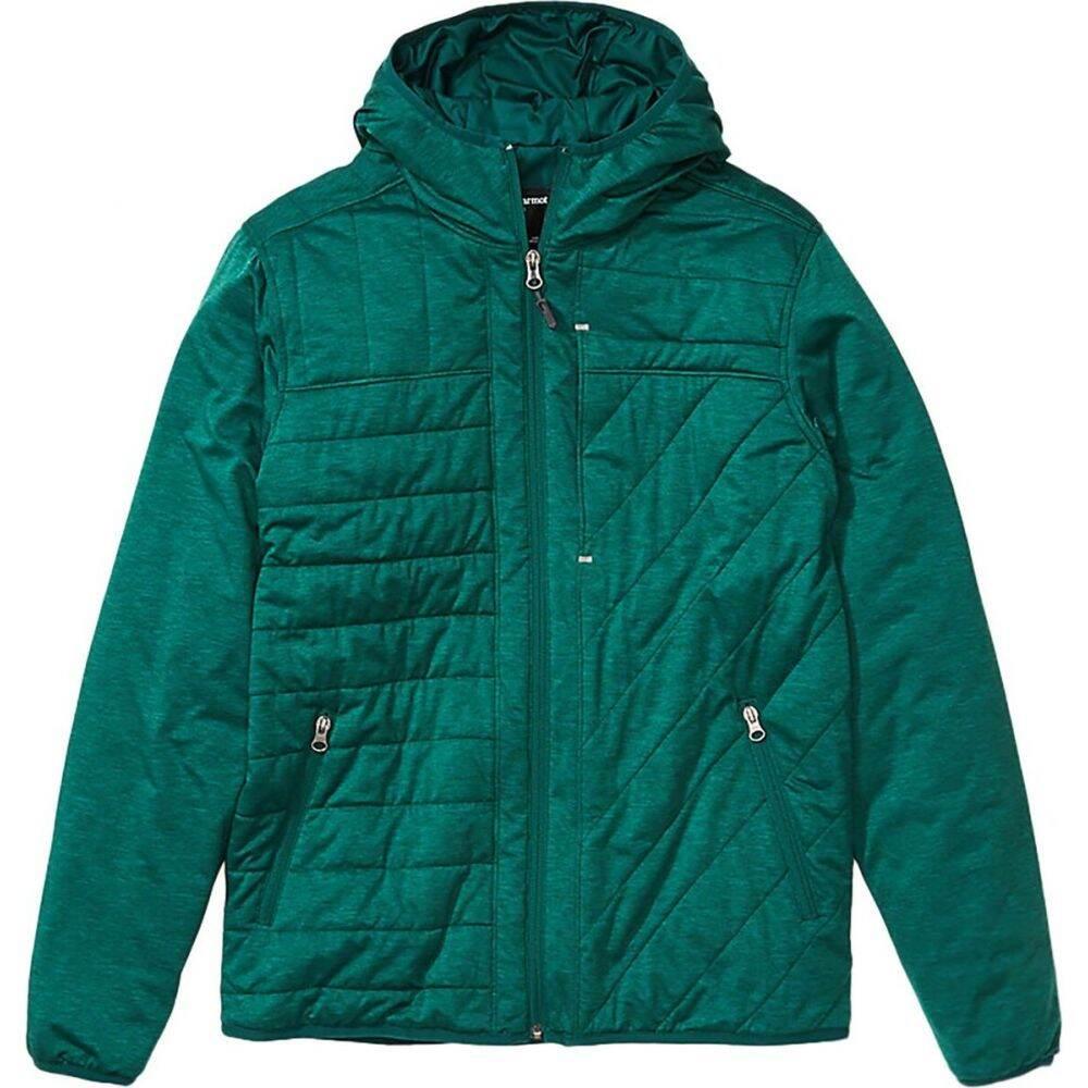 マーモット Marmot メンズ ジャケット フード アウター【mica view insulated hooded jacket】Botanical Garden Heather