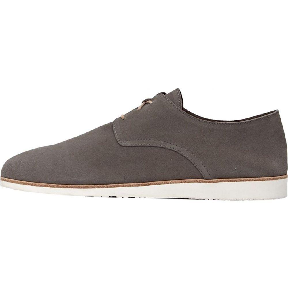 Nisolo メンズ 革靴・ビジネスシューズ ダービーシューズ シューズ・靴【travel derby shoe】Slate Grey