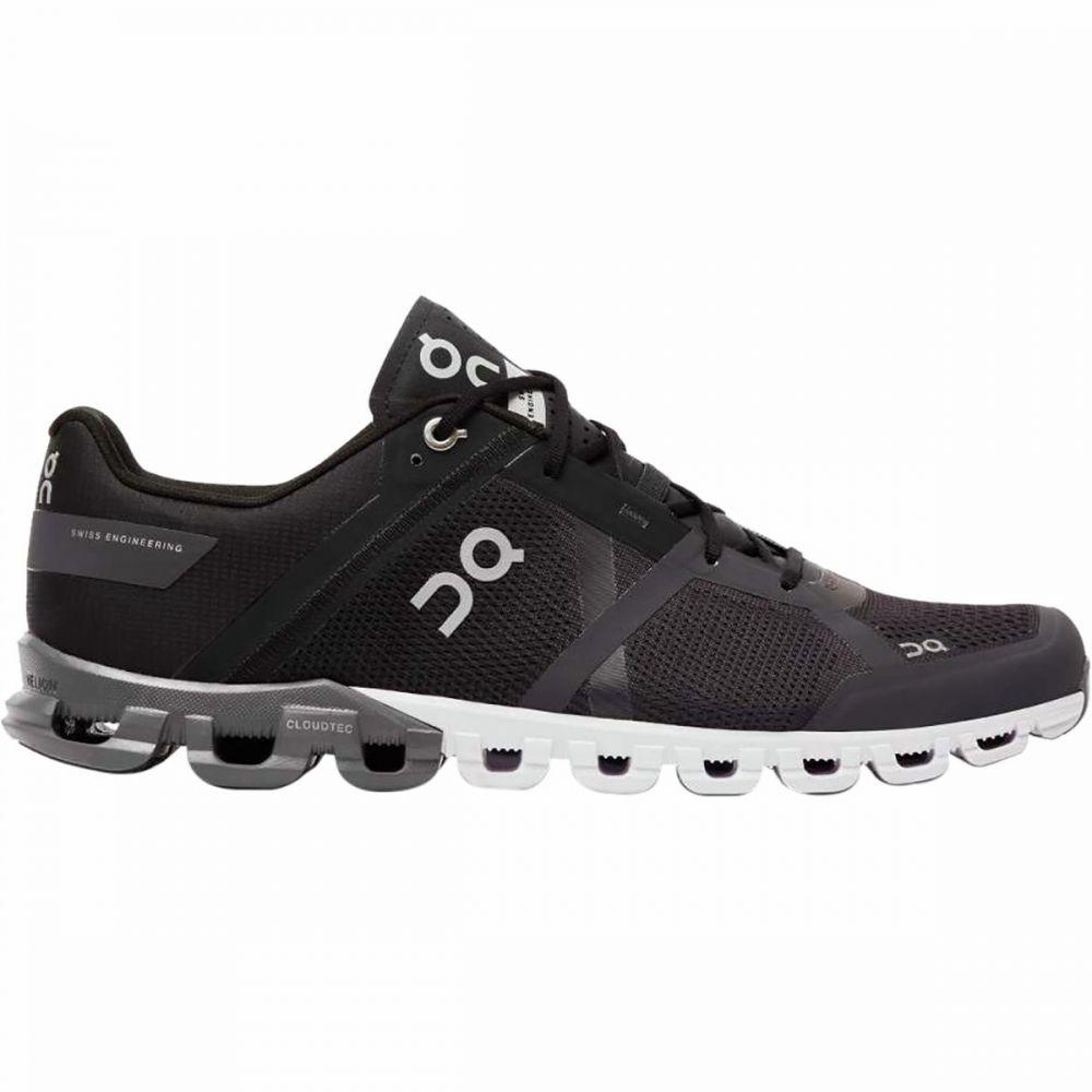 オン ON Running メンズ ランニング・ウォーキング シューズ・靴【cloudflow running shoe】Black/Asphalt