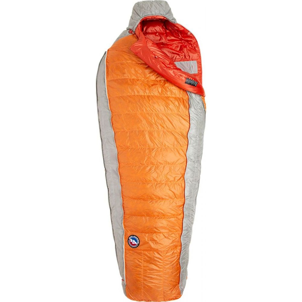 ビッグアグネス Big Agnes レディース ハイキング・登山 【torchlight ul sleeping bag: 30f down】Orange/Gray