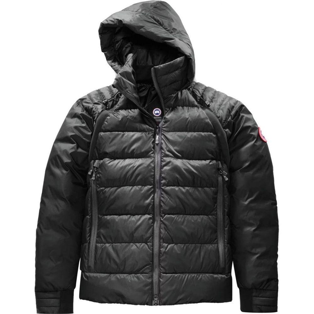 カナダグース Canada Goose メンズ ダウン・中綿ジャケット アウター【hybridge base down jacket】Black
