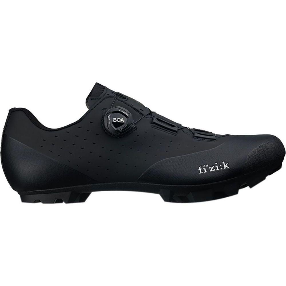 フィジーク Fi'zi:k レディース 自転車 シューズ・靴【vento x3 overcurve cycling shoe】Black/Black