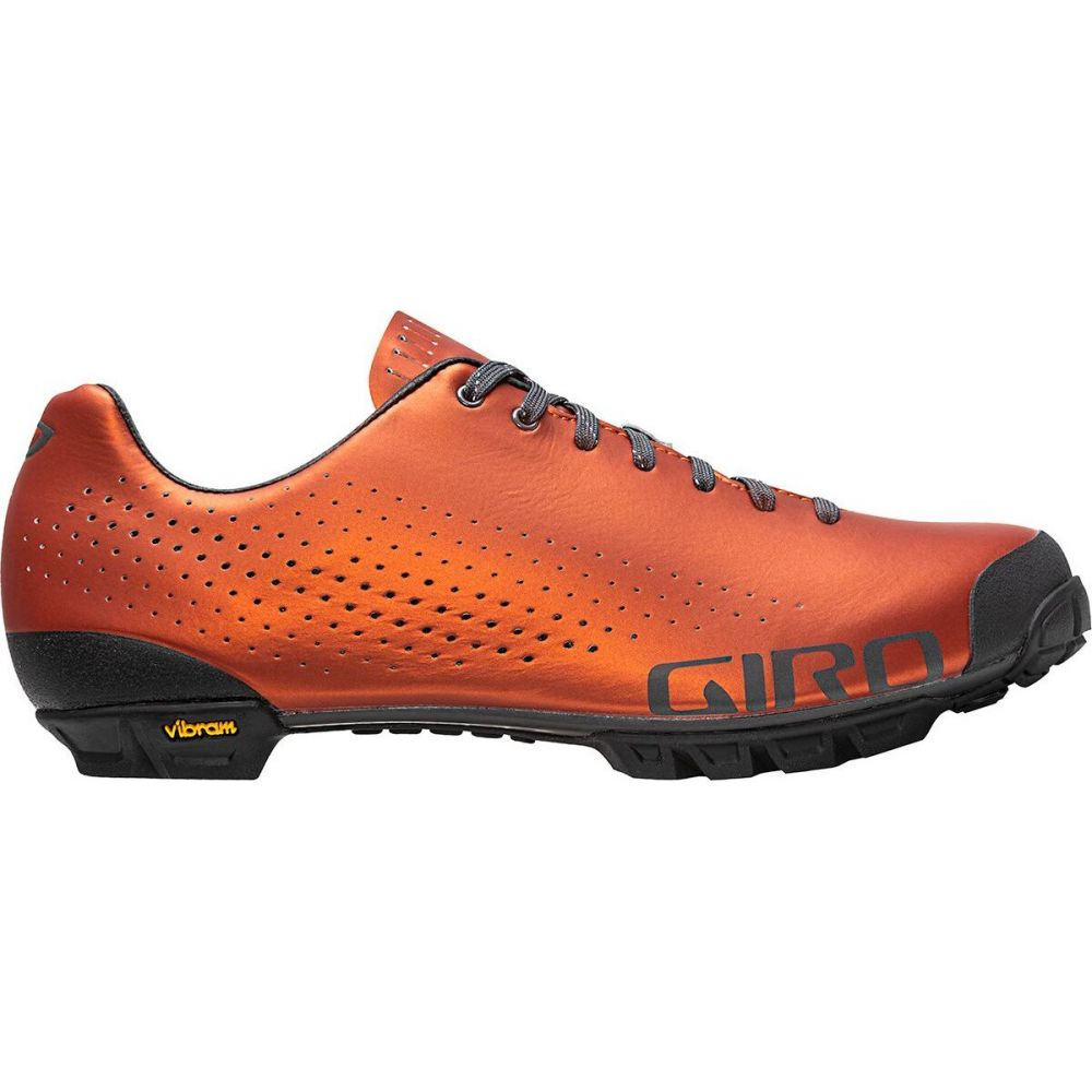 ジロ Giro メンズ 自転車 シューズ・靴【empire vr90 cycling shoe】Red Orange Anodized