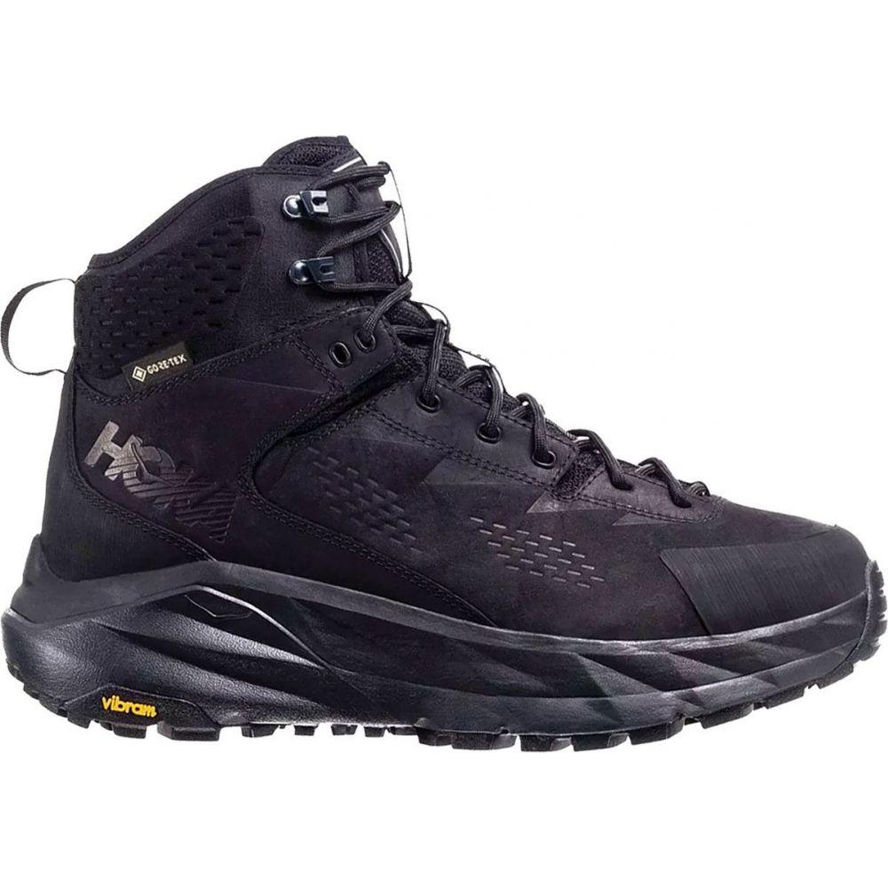 ホカ オネオネ HOKA ONE ONE メンズ ハイキング・登山 ブーツ シューズ・靴【sky kaha hiking boot】Black/Phantom