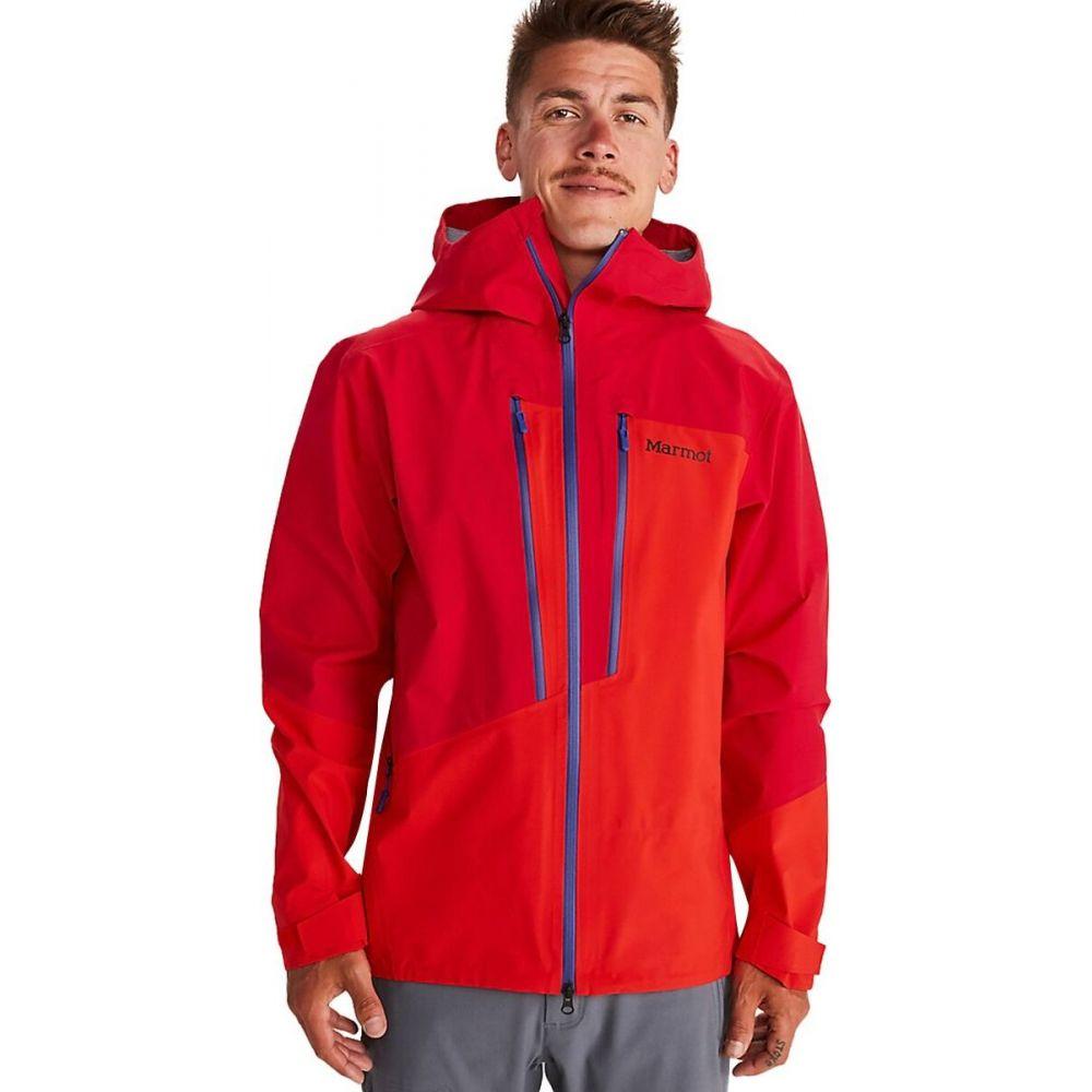 マーモット Marmot メンズ ジャケット アウター【huntley jacket】Team Red/Victory Red