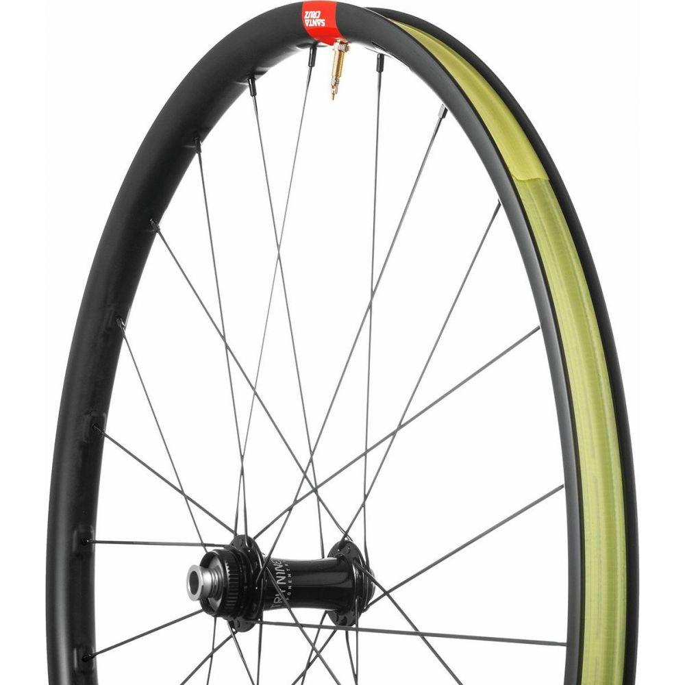 サンタクルーズバイシクル Santa Cruz Bicycles レディース 自転車 【reserve 25 650b industry nine wheelset】Black