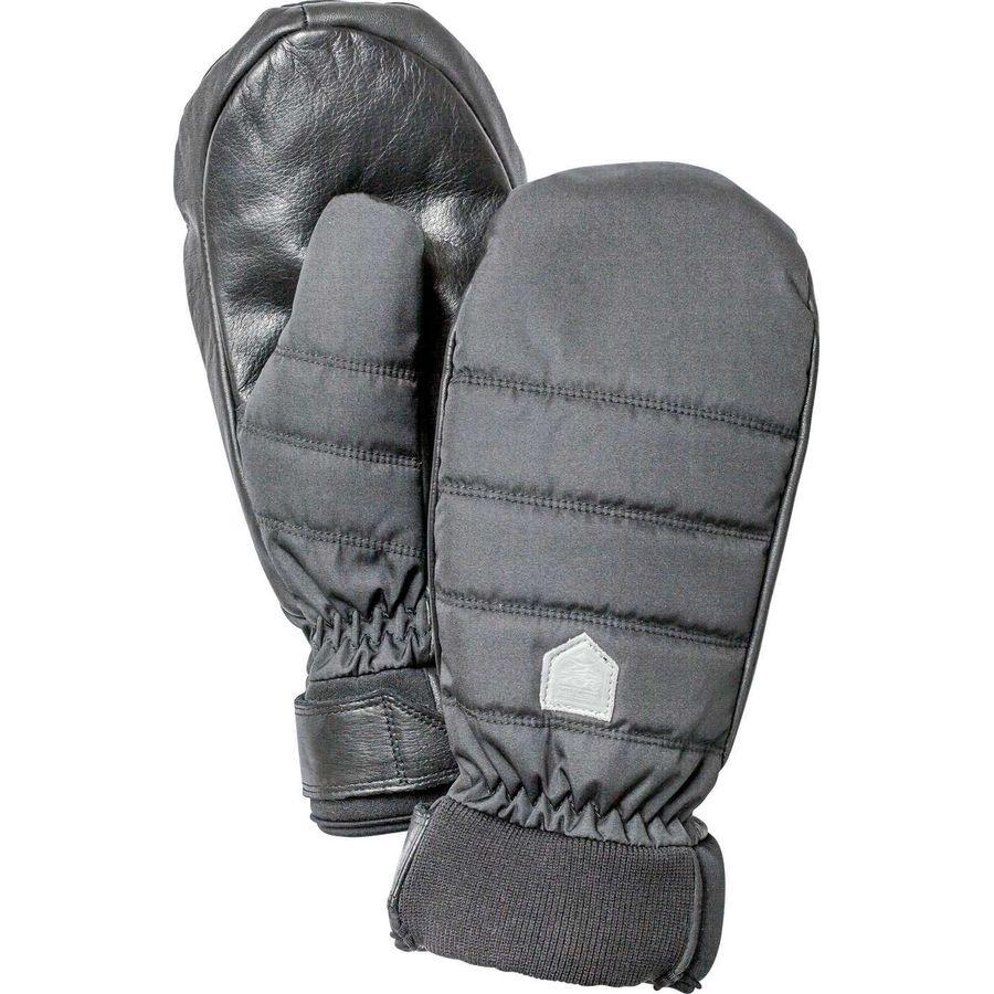 ヘスタ Hestra レディース アクセサリー 手袋【Primaloft CZone Mitten】Black
